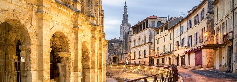 Voyages Rubio - Voyages de groupe - Arles et Fiesta Gitane 2021
