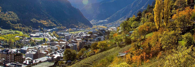 Voyages Rubio - Voyages de groupe - Escapade en Andorre