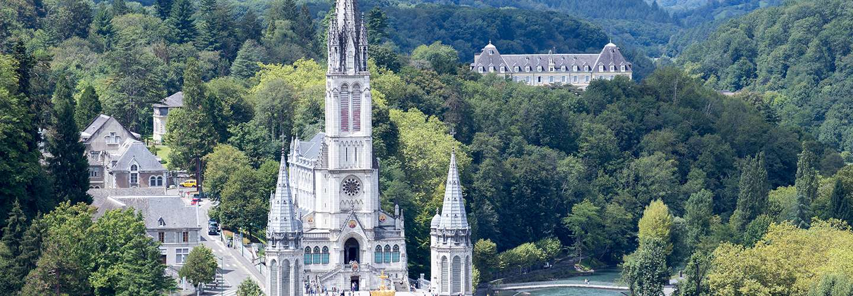 Voyages Rubio - Voyages de groupe - Lourdes le Rosaire