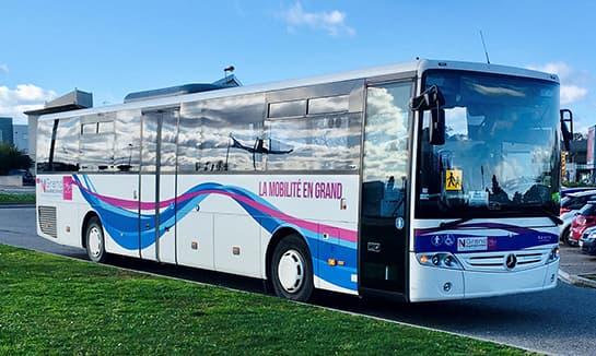 Voyage Rubio à Narbonne - Notre flotte de bus - Autobus Ligne