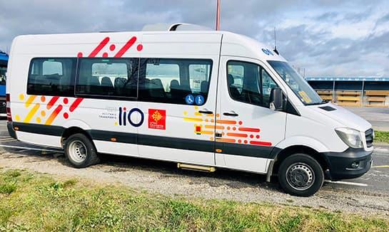 Voyage Rubio à Narbonne - Notre flotte de bus - Minibus