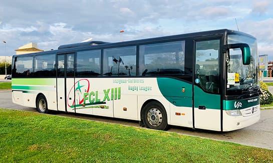 Voyage Rubio à Narbonne - Notre flotte de bus - Mixte