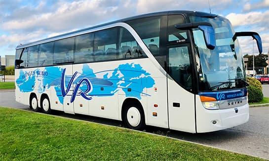 Voyage Rubio à Narbonne - Notre flotte de bus - Setra 416