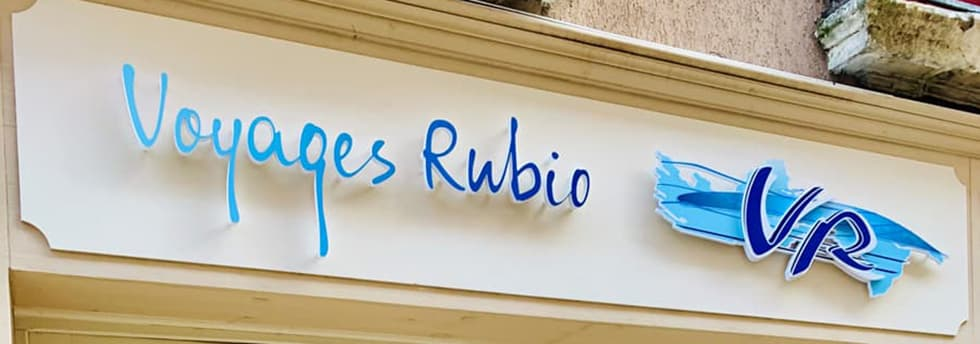 Voyages Rubio - OUVERTURE AGENCE